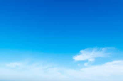 空は必ず晴れます