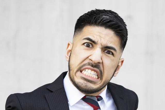 怒りのエネルギーは昇華して原動力として活かすことができる