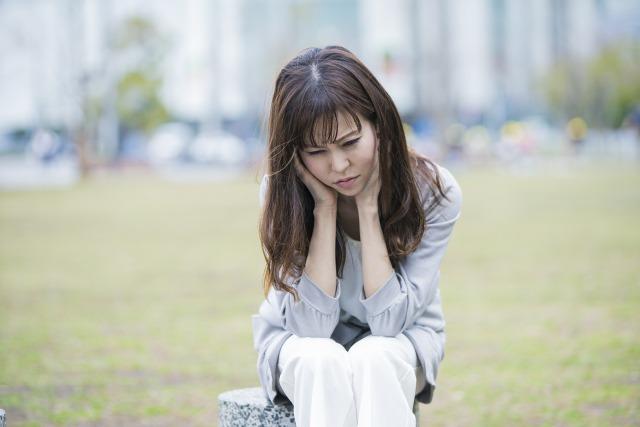 運動不足によるメンタルの不調① ストレスが溜まる