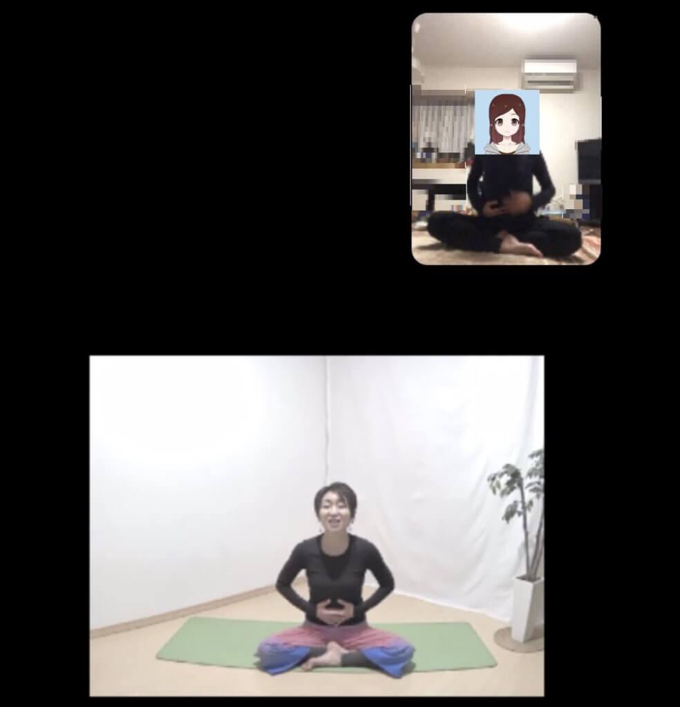 Aimani YOGA(アイマニヨガ)の無料体験レッスンの流れ