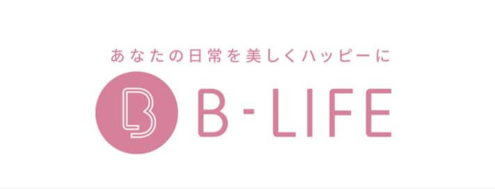 B-lifeのロゴ